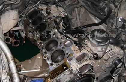 汽车要大修都有哪些重要的标志呢 ①发动机总成: 气缸磨损严重,圆柱